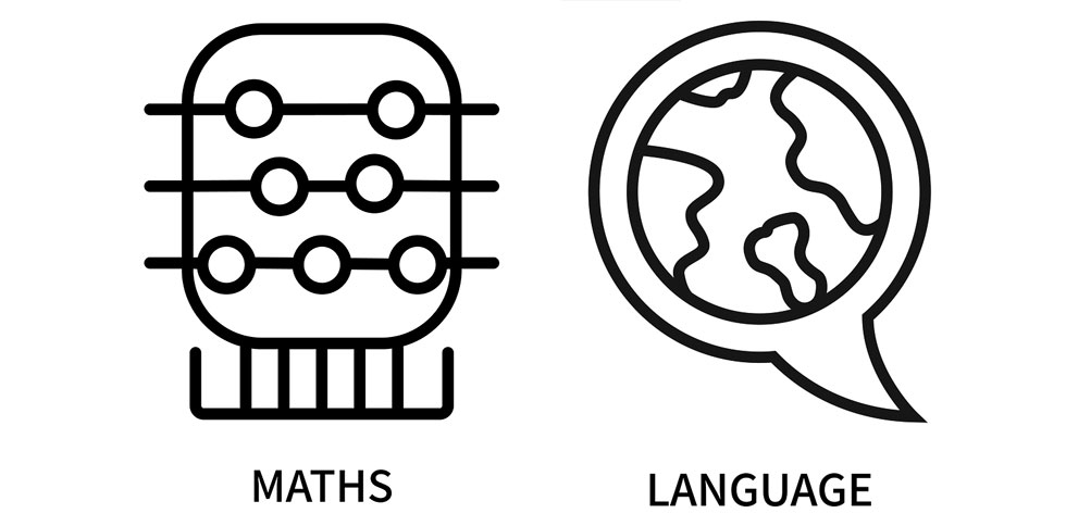 How Learning Maths and a New Language